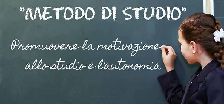 """Laboratorio: """"Metodo di Studio"""""""
