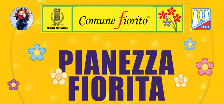 Pianezza Fiorita 2019