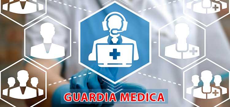 SERVIZIO DI CONTINUITA' ASSISTENZIALE  EX GUARDIA MEDICA