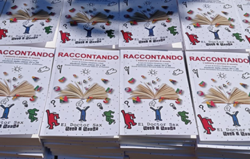 'RACCONTANDO', il libro pensato e realizzato interamente dagli studenti